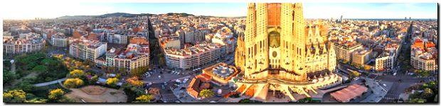 Barcelonapanorama